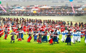 2016 Xilin Gol Grassland Nadam Event Event Arrangement